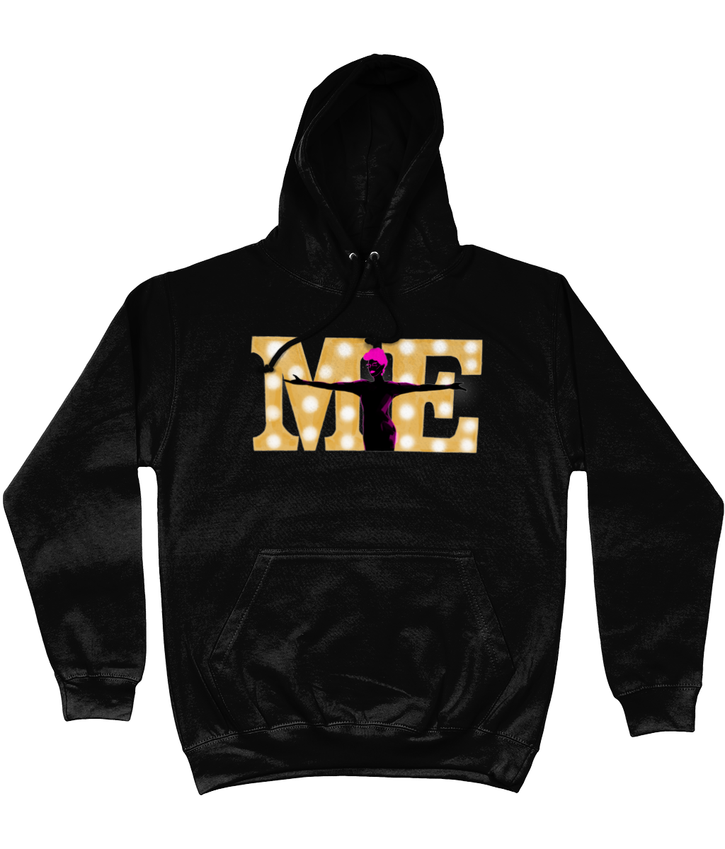 ME - Official Merch - Black Hoodie