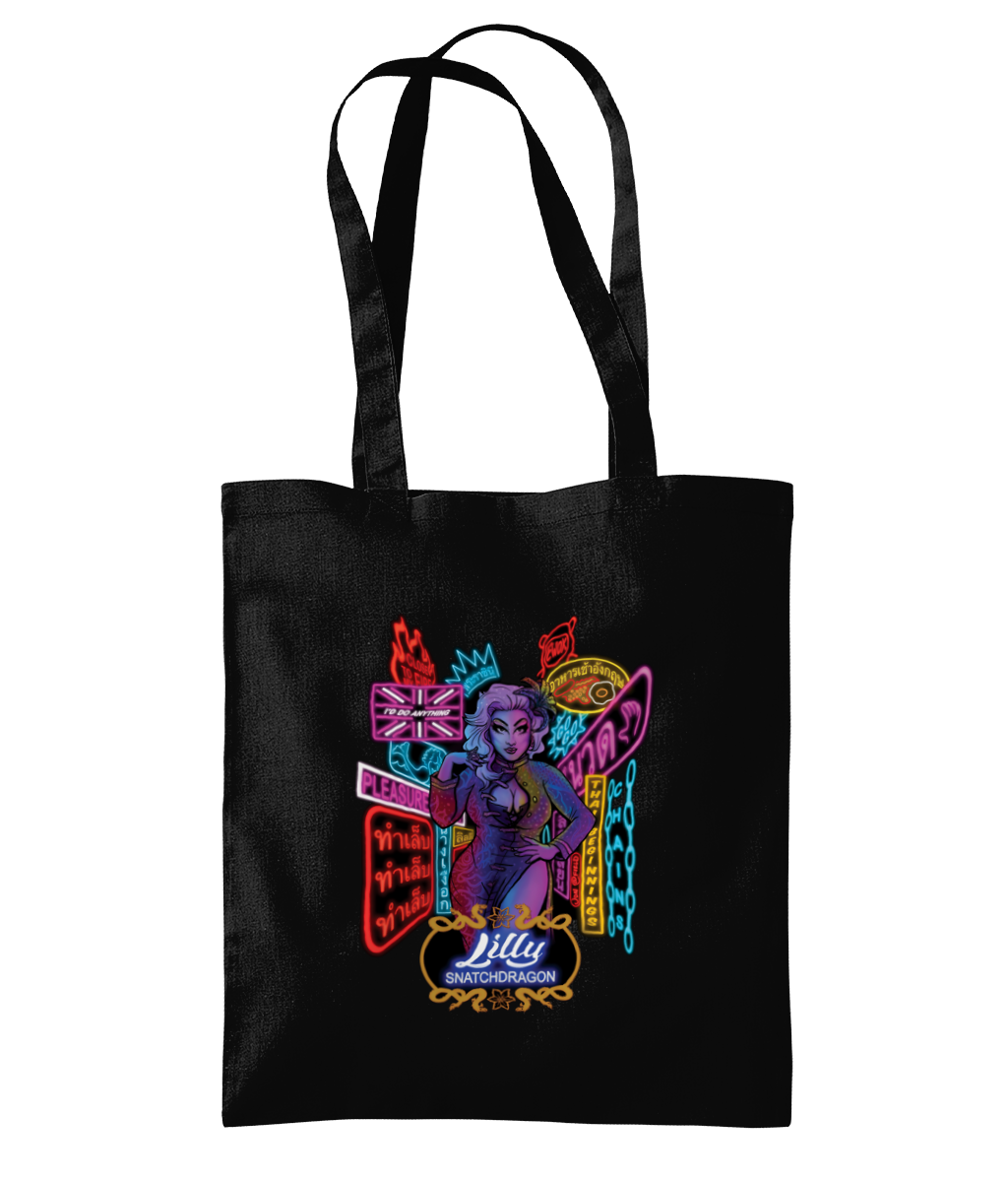 Lilly Snatchdragon - Official Merch - Tote Bag