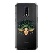 Load image into Gallery viewer, Veronica Green - Official Merch Back Printed Transparent Soft Phone Case