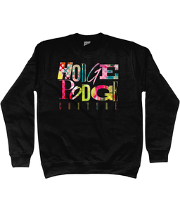 VINEGAR STROKES HODGE PODGE COUTURE SWEATER - DRAG RACE UK - OFFICIAL MERCH