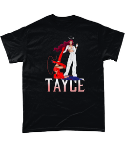 TAYCE - Official Merchandise - Black T-Shirt