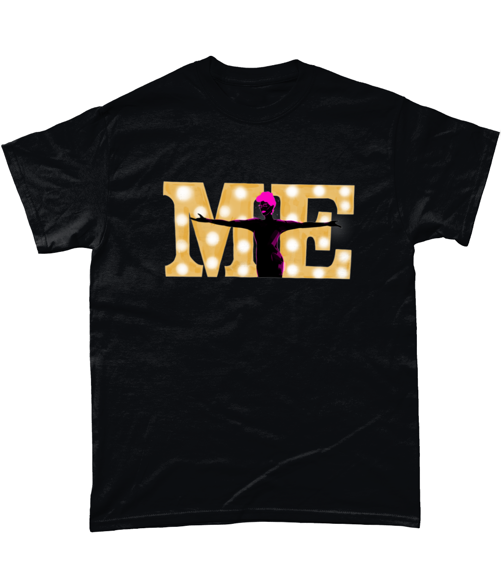 ME - Official Merch - Black Tee