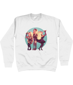 FROCK DESTROYERS Official Merch - Sweater