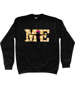 ME - Official Merch - Black Sweatshirt