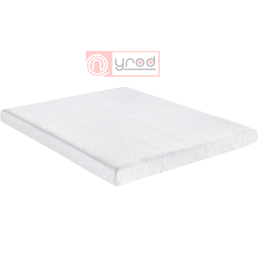 4.5-Inch Memory Foam Replacement Sleeper Sofa Bed Mattress - Classic Brands- Nyrod