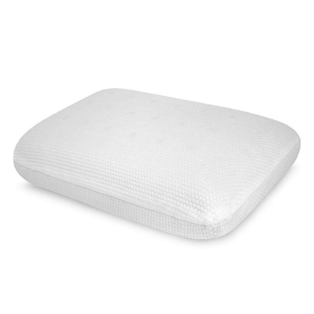 On the Go Travel Memory Foam Pillow - SwissLux- Nyrod