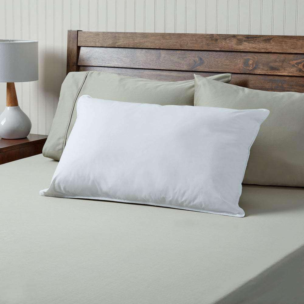MicroLoft Gel Polyester Hotel Pillow - Downlite- Nyrod