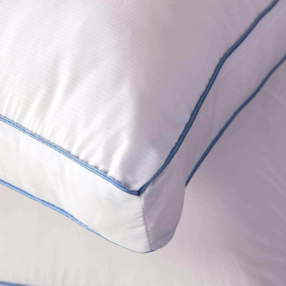 Extra Firm Density Gusseted Pillows - SwissLux- Nyrod