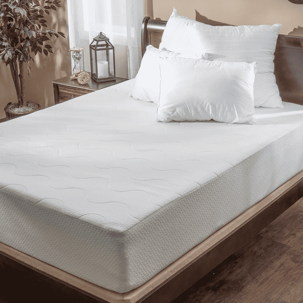 Deluxe 14-inch King Sized Memory Foam Mattress - Nyrod Network- Nyrod