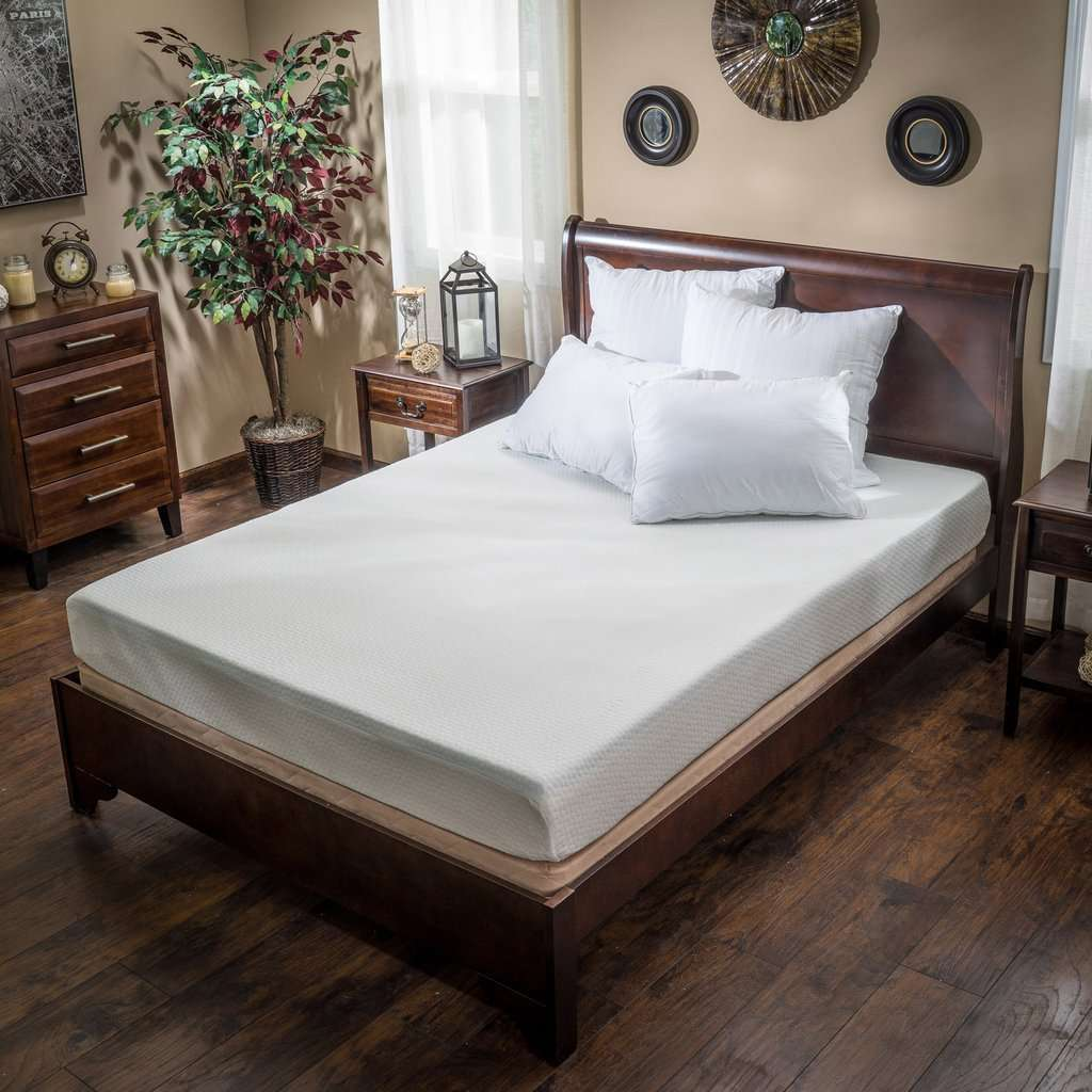8-inch Memory Foam Queen Size Mattress - Nyrod Network- Nyrod