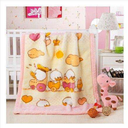 Thicken Double Layer Kids Blankets - Nyrod- Nyrod