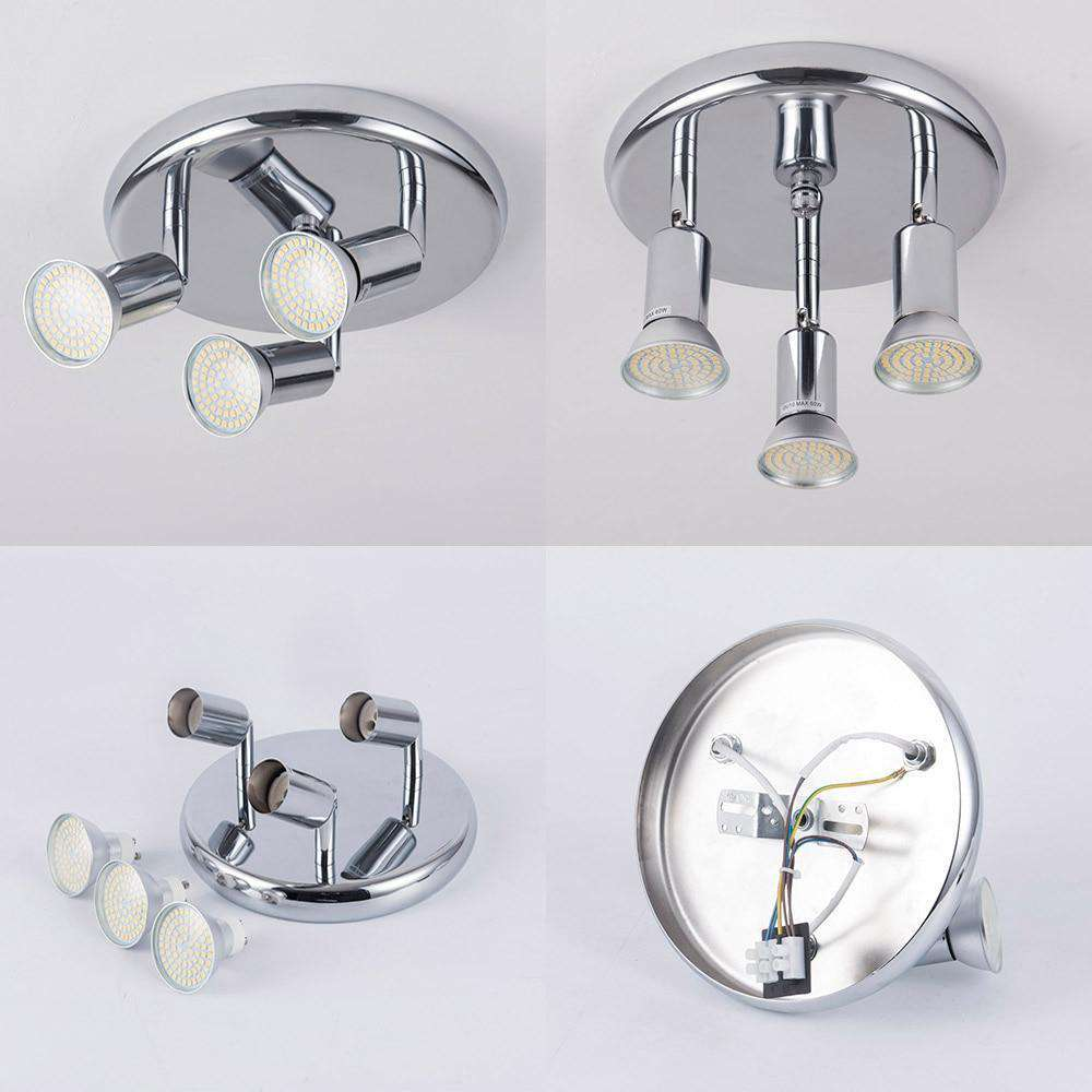 Adjustable Led Ceiling Light - Nyrod Network- Nyrod