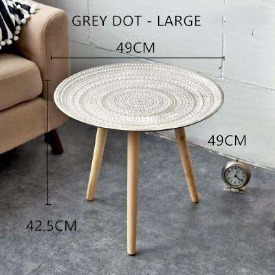 Simple Style Tea Coffee Table - Nyrod- Nyrod