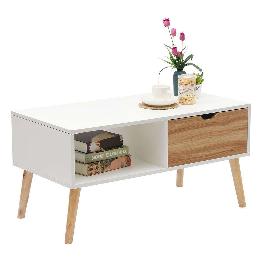 Home Side Furniture Coffee Table - Nyrod- Nyrod