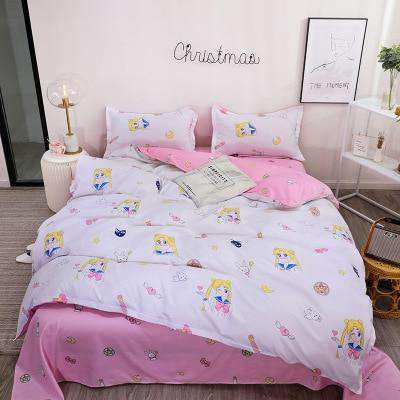 Pink Strawberry Fashion Bed Sheets - Nyrod- Nyrod