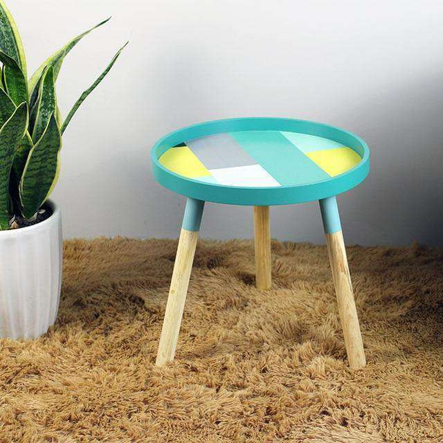 Creative Wood Low Round Tables - Nyrod Network- Nyrod