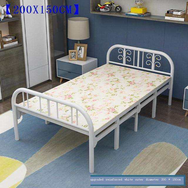 Modern Infantile Frame Bedroom Furniture - Nyrod- Nyrod
