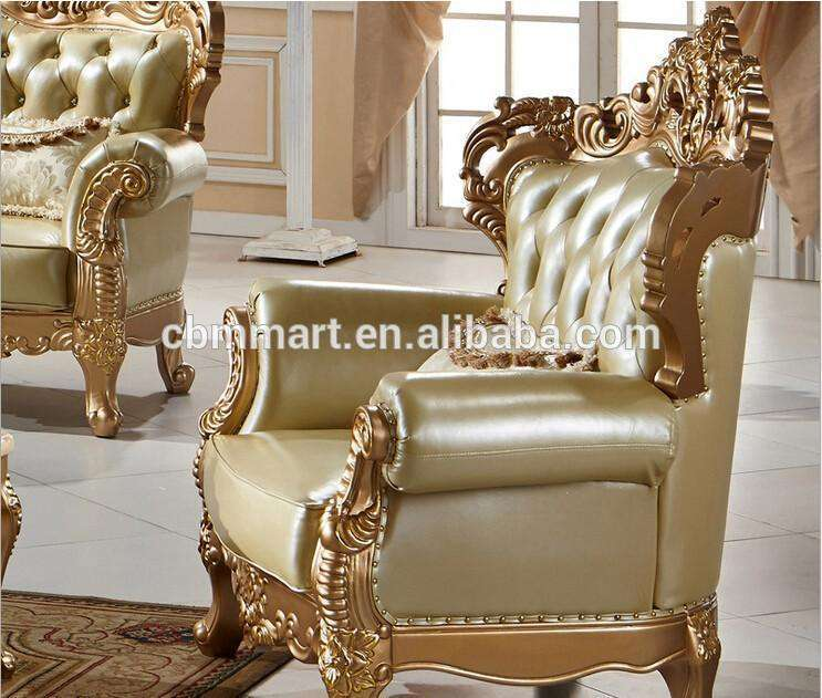 Rubber Wood Living Room Furniture - Nyrod- Nyrod