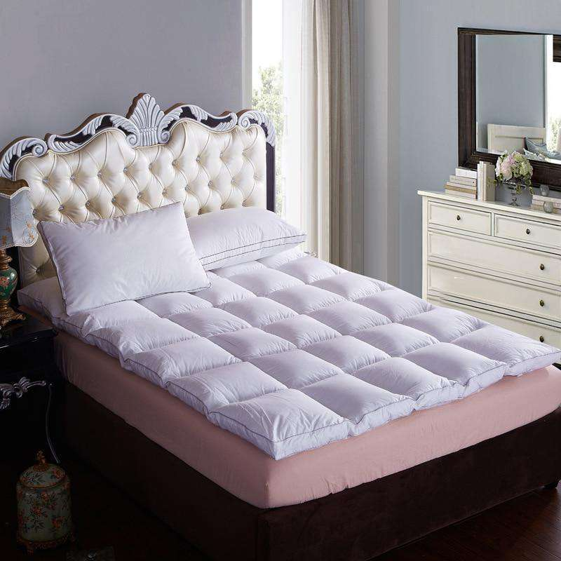 100% Cotton Cover Quilted Bed Mattress - Nyrod Network- Nyrod
