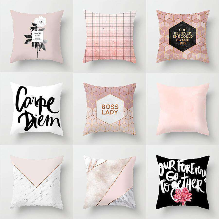 Bedroom Decorative Sofa Pillows - Nyrod- Nyrod