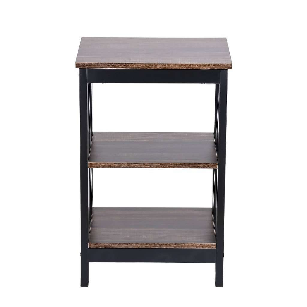 Nightstand Bed Side Table - Nyrod- Nyrod