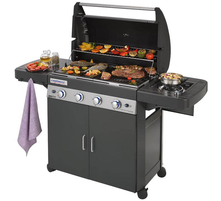 Barbecue a gas Campingaz 4 Series Classic LS Plus D Dualgas