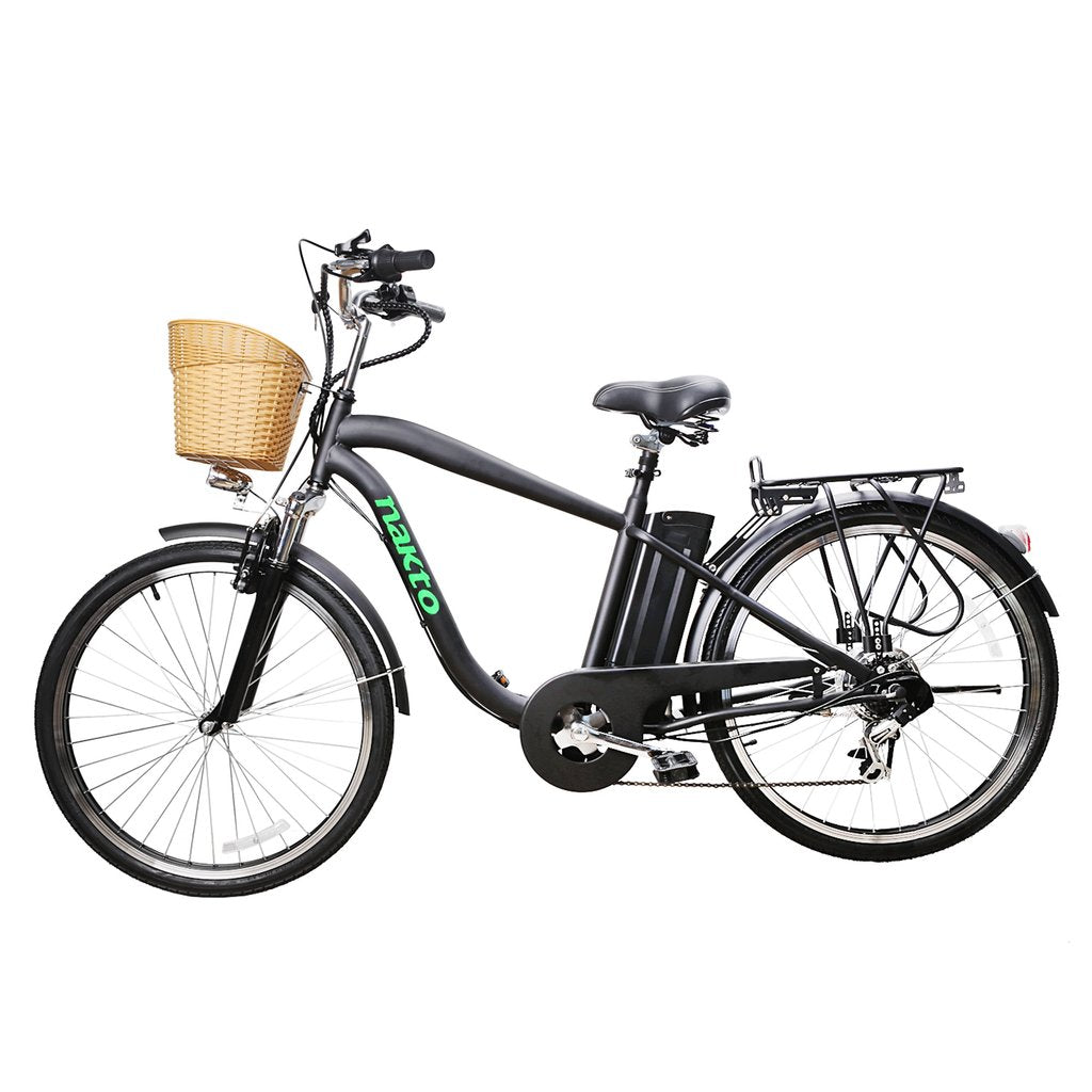 Nakto Camel City Electric Bicycle Men 26