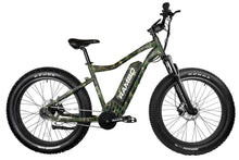 Load image into Gallery viewer, Rambo Roamer 750Watt Mid Drive Motor 14Ah Battery Fat Tire Electric Hunting Bike