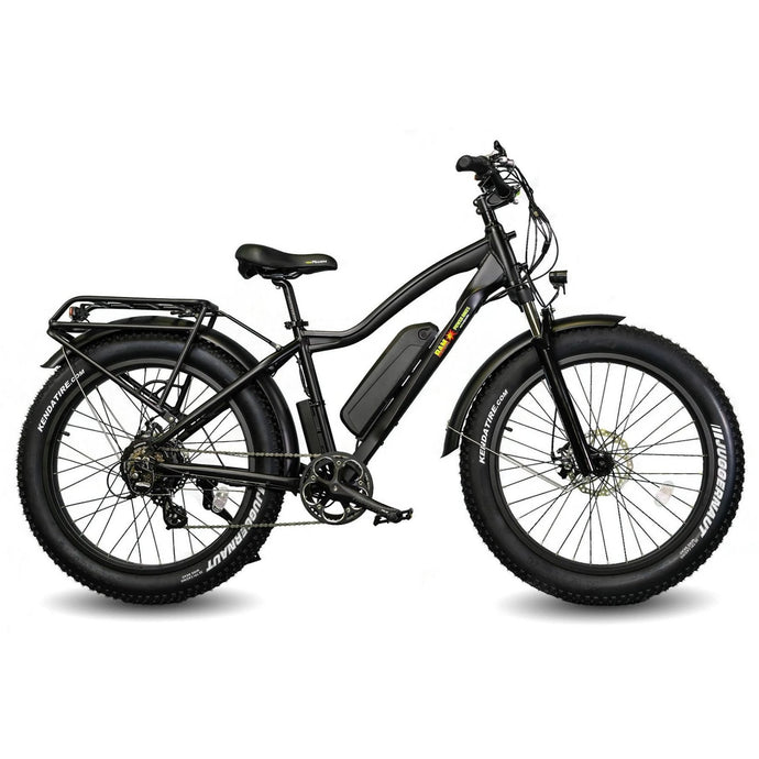 BAM Supreme Ebike All Terrain Fat Tire Electric Bike Mountain Bicycle 48V 750Watt