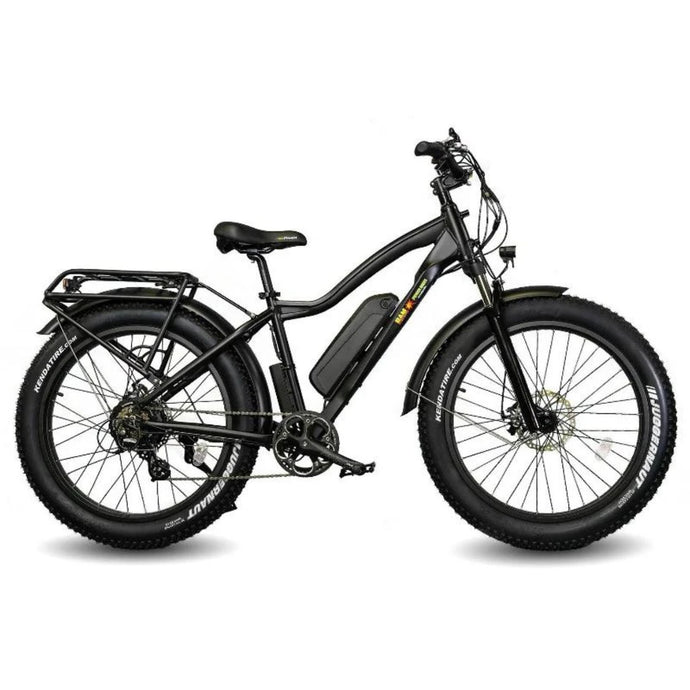 BAM Nomad All Terrain Fat Tire Electric Bike Mountain Bicycle 48V 750Watt