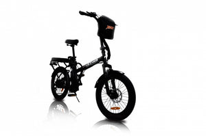 Green Bike Electric Jager Dune 2 Seater Commuter Ebike Bicycle