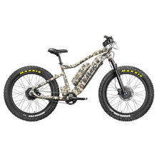 Load image into Gallery viewer, Rambo Megatron Bafang 1000w Hub Motor x2 48v 17ah Battery Fat Tire Electric Hunting Bike