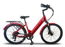 Load image into Gallery viewer, Emojo Panther Pro Step Thru Cruiser Ebike 48V 500W Electric Bike