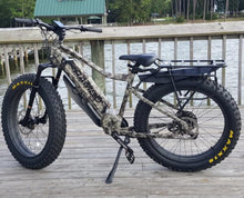 Load image into Gallery viewer, Rambo Fat Bike Mud Shovel Fender Rear