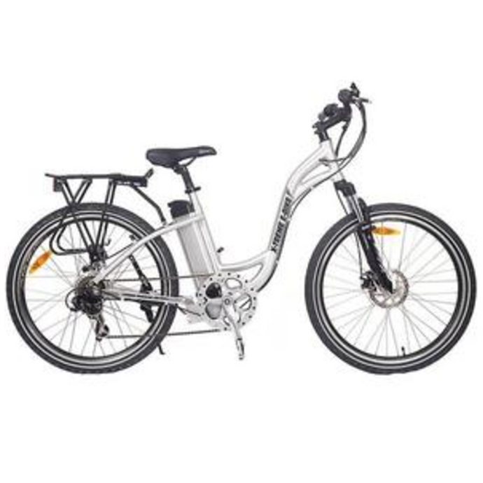 X-Treme Trail Climber Elite 24 Volt 26 Inch Electric Mountain Bike
