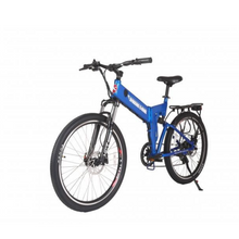 Load image into Gallery viewer, X-Treme X-Cursion Elite 24 Volt Electric Folding Mountain Bicycle