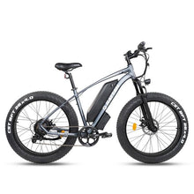 Load image into Gallery viewer, Rattan Pathfinder 750W Motor 48V 13AH Battery Fat Tire Electric Mountain Bike