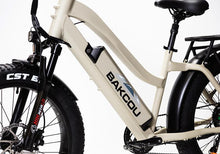 Load image into Gallery viewer, Bakcou Flatlander Hunting Ebike Fat Tire Electric Mountain Bike 750W