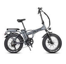 Load image into Gallery viewer, Rattan LM 750W Motor 48V 13AH Battery Fat Tire Foldable Electric Bike