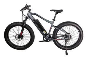 Glare 26 Inch Mountain Cruiser Fat Tire Ebike Predator EB-PR Electric Bicycle