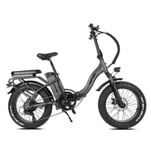 Load image into Gallery viewer, Rattan LF 750W Motor 48V 13AH Battery Fat Tire Foldable Electric Bike