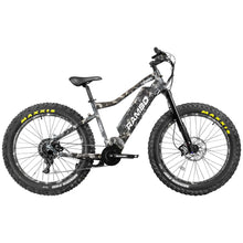 Load image into Gallery viewer, Rambo Rebel 1000Watt Mid Drive Motor Fat Tire Electric Hunting Bike 21Ah Battery