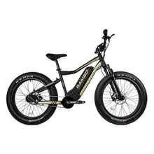 Load image into Gallery viewer, Rambo Ryder 750Watt Bafang Mid Drive Motor 24 Inch Tires 14Ah Battery Fat Tire Electric Bike  Ships Late June