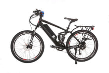 Load image into Gallery viewer, X-Treme Rubicon 48 Volt 500W Full Suspension Electric Mountain Bicycle