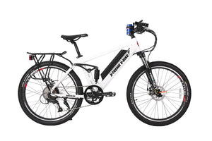 X-Treme Rubicon 48 Volt 500W Full Suspension Electric Mountain Bicycle