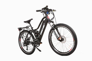 X-Treme Sedona 48 Volt Step-Through Full Suspension Electric Mountain Bicycle