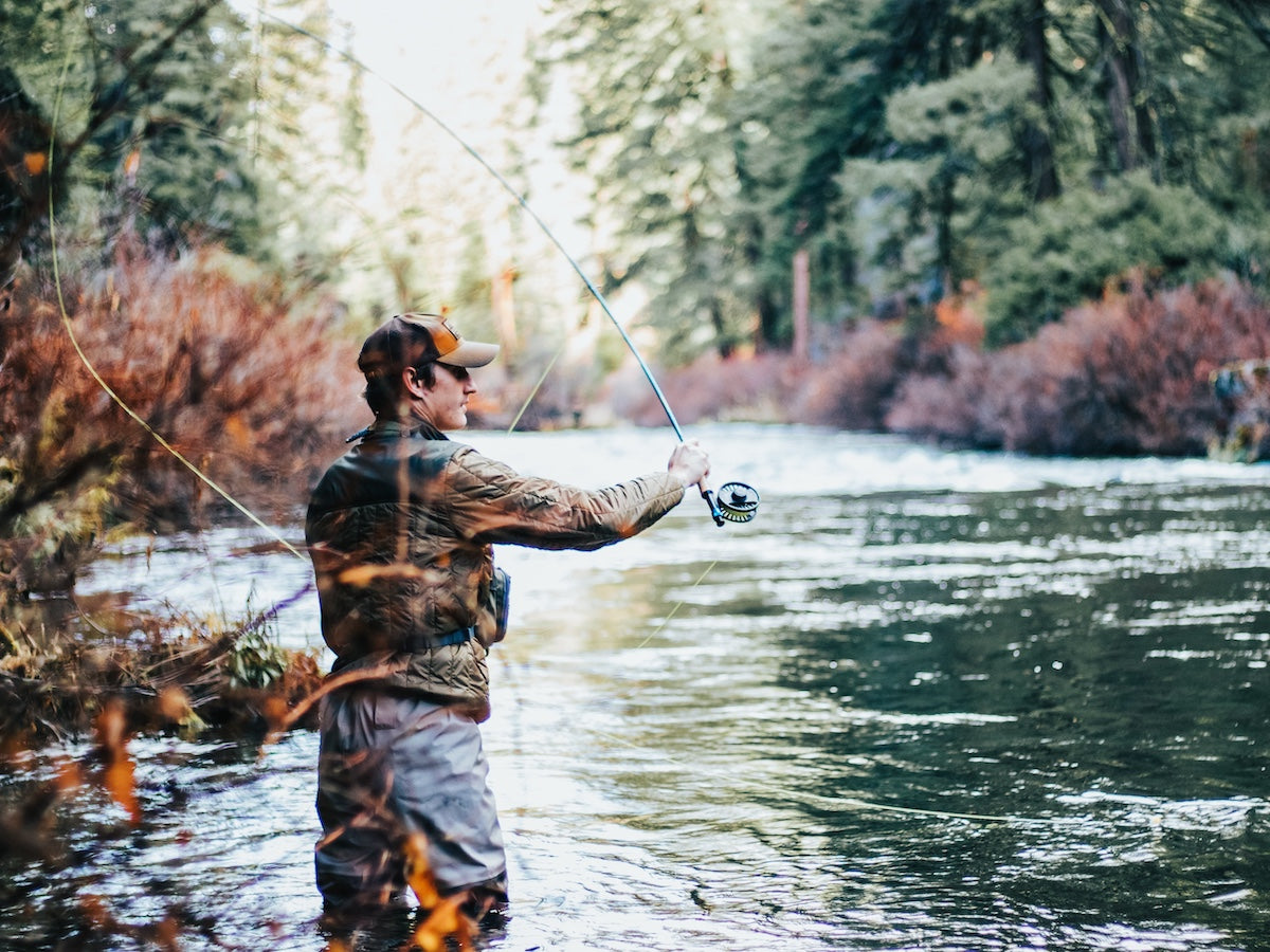 Fishing Gear & Equipment For Camping 2021
