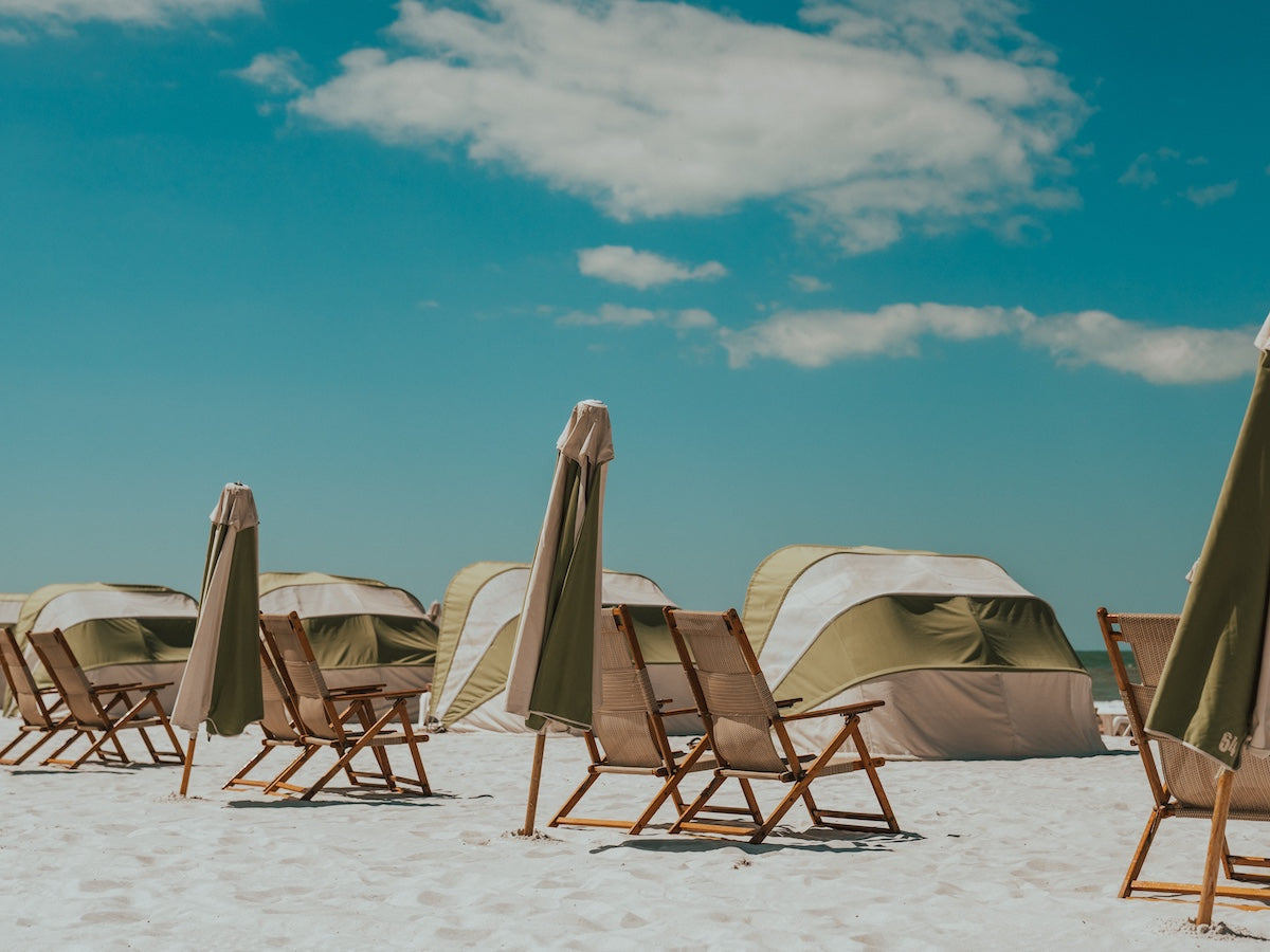 Enjoy The Sunlight At Clearwater Beach
