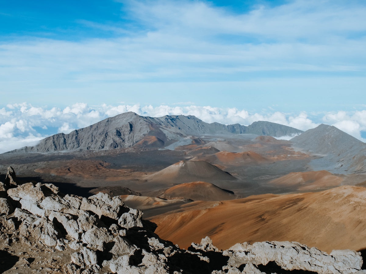 Climb To The Top Of Haleakal