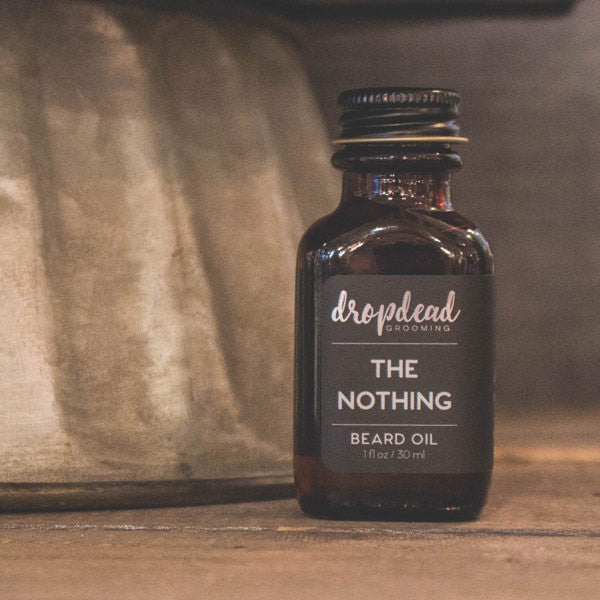 Buy The Nothing Beard Oil | dropdead grooming - Cellar Door Bath ...